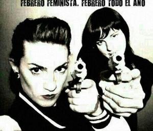 febrero feminista